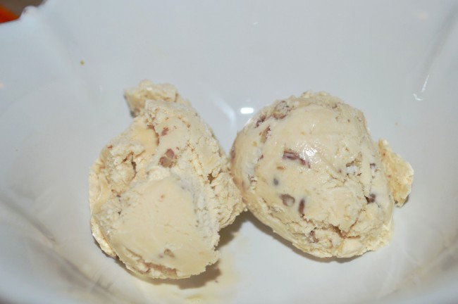 Butter Pecan Ice Cream-it is well.